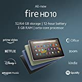 All-new Fire HD 10 tablet, 10.1', 1080p Full HD, 32 GB, Black