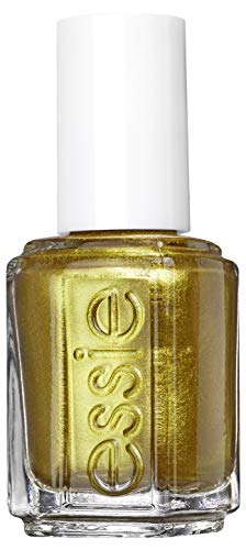 essie Winterkollektion Nagellack 587 million mile hues in gold, 14 ml
