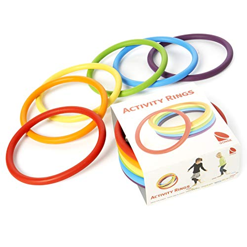 Activity Rings, 6 Stück