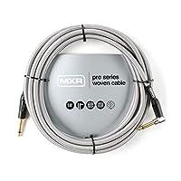 MXR DCIW18R プロシリーズ ツイード ケーブル 18 フィート (5.5 メートル) S/L Pro Series Woven Instrument Cable
