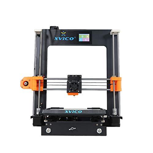 WSJ 3D Printer, All Metal X3A Grande Taille + Haute précision DIY création + Kit métal Cadre + Desktop léger, Haute CNC
