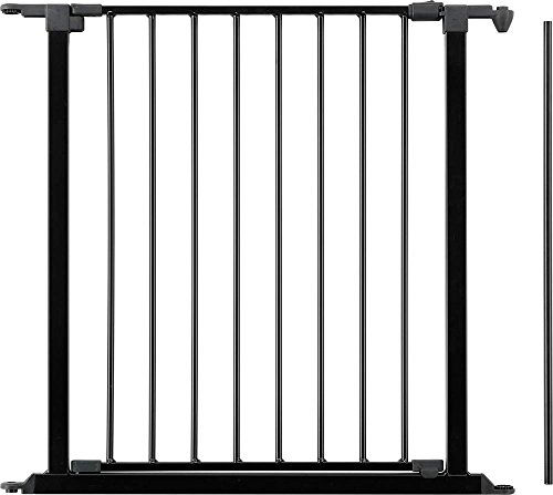 Baby Dan Porta Barreira Configure Segurança Flex 72cm Black