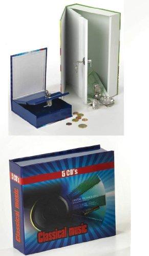 Maiuguali 10198 mini-verzamelaar CD zekeringkast