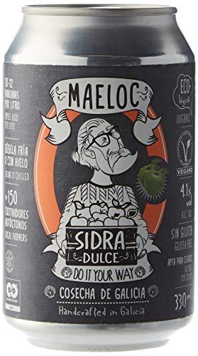 Maeloc Sidra Dulce Ecológica Lata - 330 ml