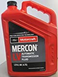 Ford XT-10-QLVC 5 Quart Mercon-Lv Automatic Transmission Fluid 1 Pack