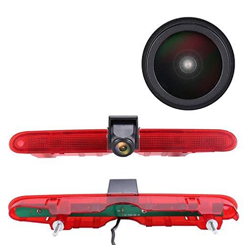 HD 1280 * 720P 3rd dritte Bremslicht Rückfahrkamera Nachtsicht wasserdichte Bremsleuchte Kamera Transporter für Peugeot Partner 2 Tepee Rifter Citroen Berlingo B9