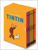 Tintin Paperback Boxed Set 23 titles: Complete Paperback Slipcase