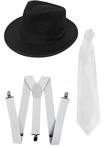 I LOVE FANCY DRESS LTD - Kostümsets in Schwarze Mütze, Größe Einheitsgröße