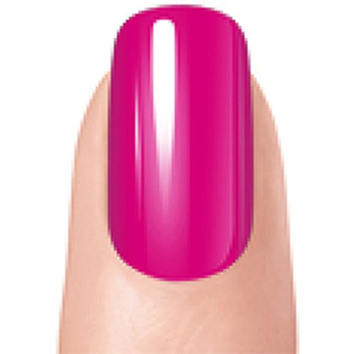 Sally Hansen Diamond Strength No Chip Nail Color 330 Fuchsia Bling Bling