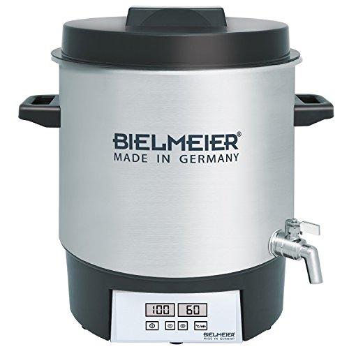 Bielmeier 410000 Maische und Sudkessel BHG 410 aus Edelstahl