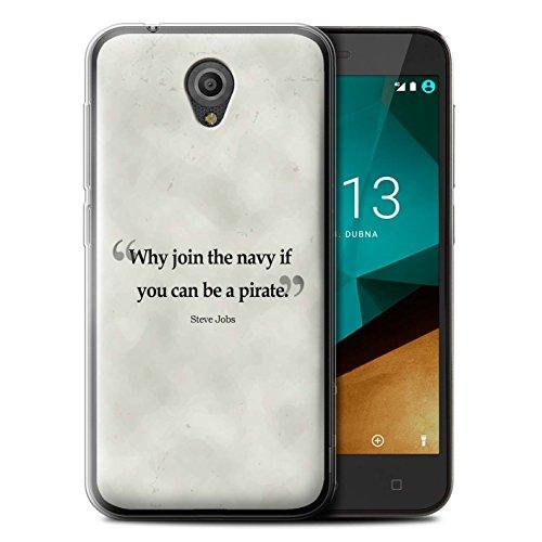 Stuff4 Var voor populaire apparaten Beroemde citaten Vodafone Smart Prime 7 Steve Vacatures