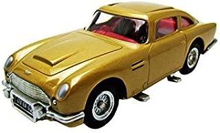 Corgi Toys 007 James Bond's Aston Martin D.B.5 - Die-Cast Scale Model - Gold