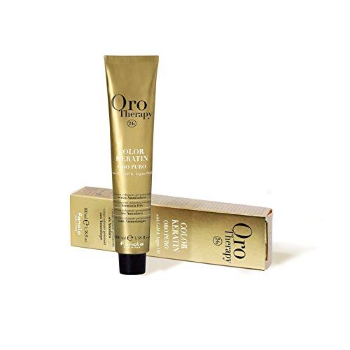 color keratin oro puro n°10.1X blond platine cendre extra 100 ml