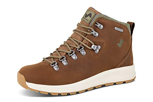 Forsake Thatcher - Women's Waterproof Leather Hiking Boot (9 M US, Toffee)