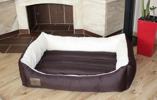 Cama para perros Perros Cojín perros sofá cesta perros y gatos animales cama 90x 60cm, impermeable