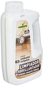 MONESTIR Limpiador abrillantador para Suelos de mármol, Granito y terrazo 1L