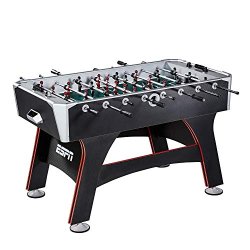 ESPN SOC056_218E 56 Inch Arcade Foosball Table