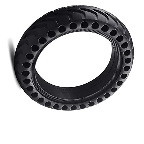 MARMODAY Neumático sólido del neumático de 8,5 pulgadas para el tubo interno de la bici de montaña de la rueda trasera delantera