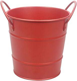 Rojo Microondas Palomitas Poppers Plegable f/ácil Uso para el Bricolaje Alimentos Filmar Cocina Plegable de Silicona Cuenco con Tapa 20x14.5cm