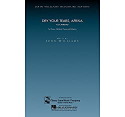 Dry Your Tears, Afrika (from Amistad) - SATB and Children\'s Chorus - CHORAL SCORE