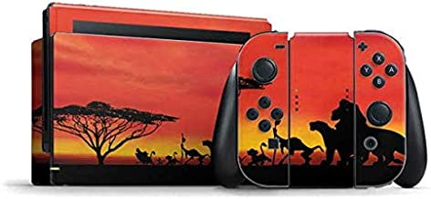Skinit Decal Gaming Skin Compatible with Nintendo Switch Bundle - Officially Licensed Disney Pride Rock Crew Design