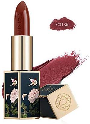 CATKIN Rouge Matte Lipstick Waterproof Long Lasting Satin Moisturizing Smooth Soft 0 13 Ounce product image