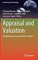 Appraisal and Valuation: Contemporary Issues and New Frontiers (Green Energy and Technology)