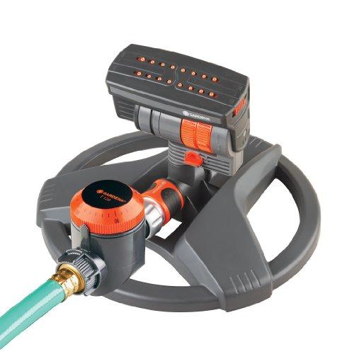 Gardena ZoomMaxx Sprinkler on Sled Base