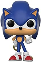 Funko Pop! Games: Sonic - Sonic with Ring Collectible Toy