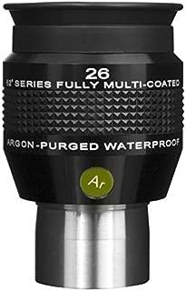 Explore Scientific 62 degree 26mm Long Eye Relief Waterproof Eyepiece, EPWP6226LE-01