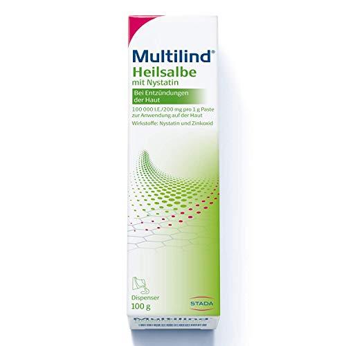 Multilind -   Heilsalbe -