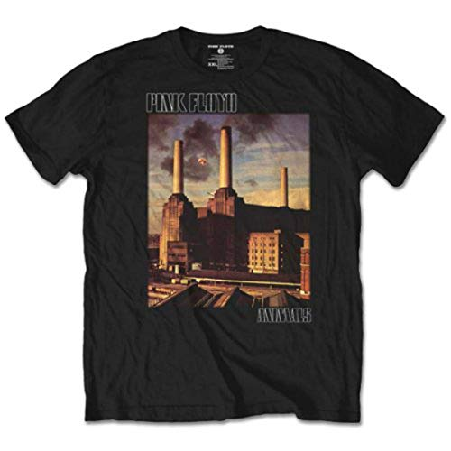 Rockoff Trade Herren Animals Album T-Shirt, Schwarz, L