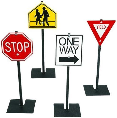 100% a estrenar con calidad original. Angeles Traffic Sign Set Set Set 1 by Angeles  el estilo clásico