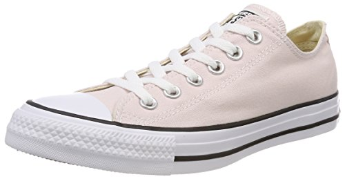 Converse Unisex-Kinder CTAS OX Fitnessschuhe, Pink (Barely Rose 653), 37 EU