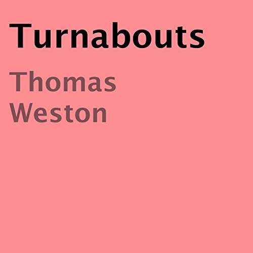 Turnabouts audiobook cover art
