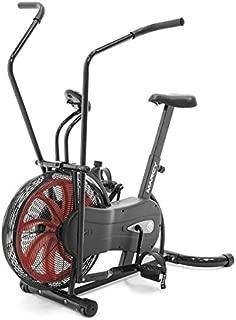 Marcy Black and Red 40-inch x 9-inch x 2-inch Ergonomic Portable Fan Bike