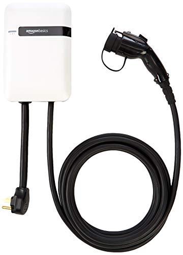 Amazon Basics Electric Vehicle (EV) Level 2 Charging Station, 32 Amp - 18 feet