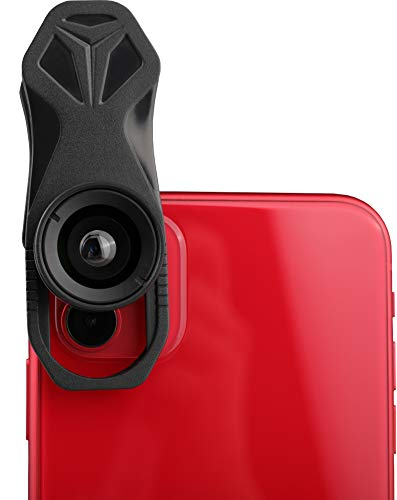 120°Wide Angle Lens for iPhone, Samsung, Pixel,BlackBerry etc,with Clip,Cell Phone Lens