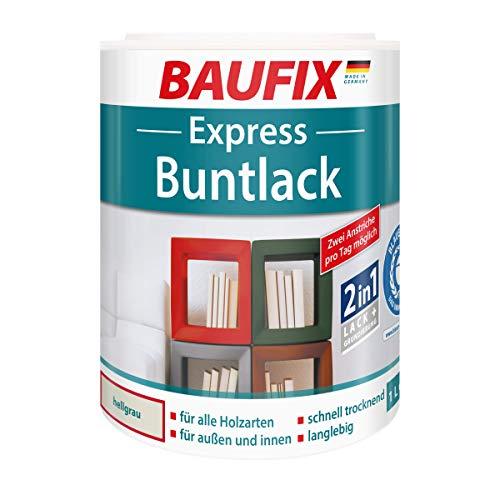 BAUFIX  Express Buntlack Spezial-Decklack hellgrau