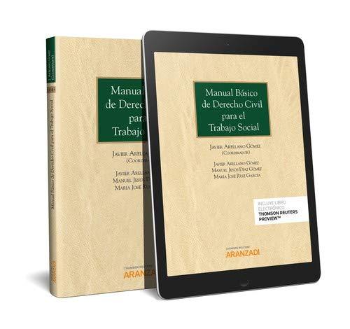 Manual Básico de Derecho Civil para el Trabajo Social (Papel + e-book) (Monografía)