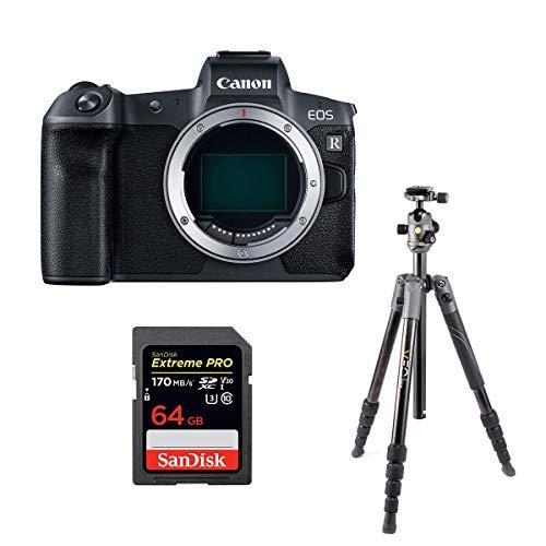 Canon EOS R Mirrorless Full Frame Digital Camera...
