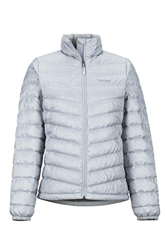 MARMOT Women's JENA Jacket, Medium, Silver