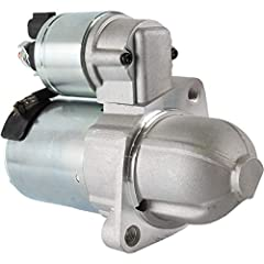 100% New aftermarket Starter built to meet OEM specifications 1-year protects you after your purchase Factory direct pricing with no middleman markup delivers exceptional value Replaces OEM Numbers BOSCH REMAN SR4151X HYUNDAI 36100-2G100 LESTER 19090...