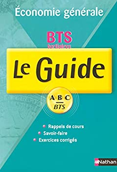 Paperback GUIDE ABC BTS ECO GEN COURS (GUIDES ABC) (French Edition) [French] Book
