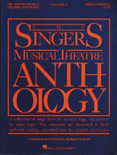 The Singer's Musical Theatre Anthology: Vol. 1,...