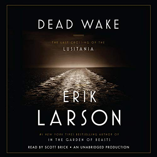 Dead Wake cover art