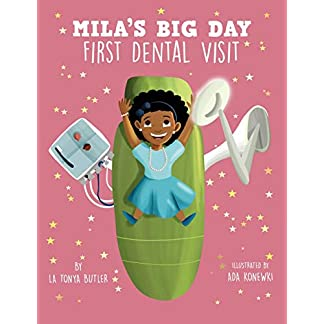 Mila's Big Day: First Dental Visit