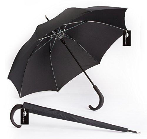 Infrangibile® Ombrello Bastone U Premium con manico 105