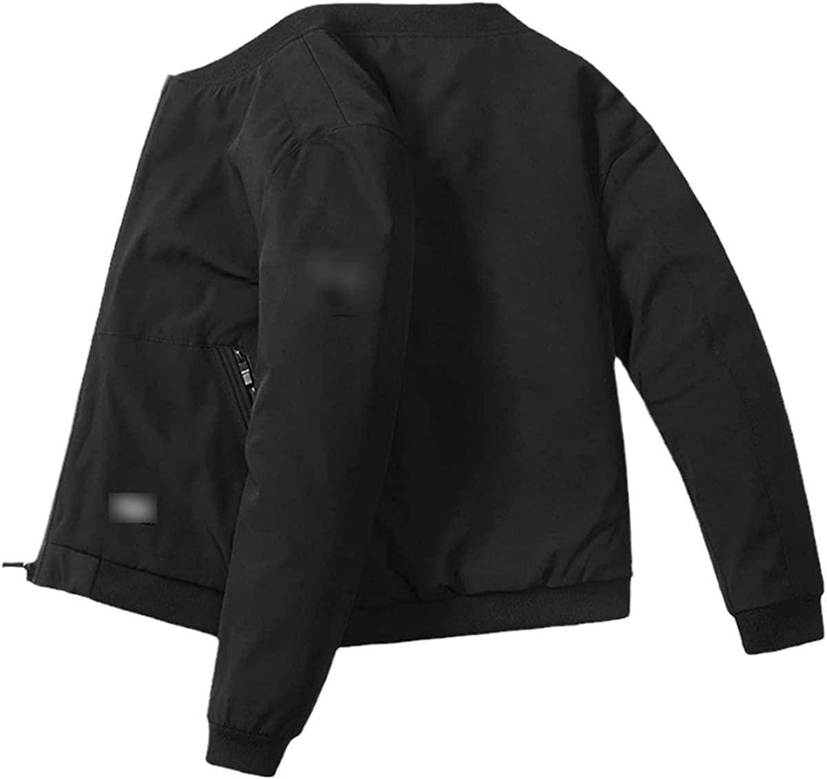 Fashionable Men's Jackets And Coats Stand-Collar Bomber Jackets