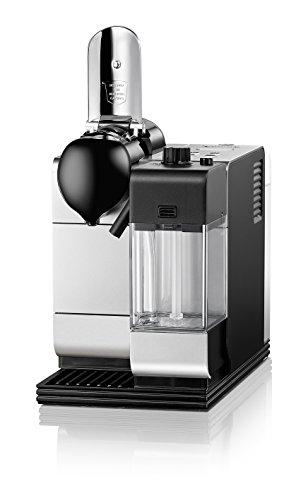 Delonghi EN520.S Nespresso Lattissima Plus Coffee Maker - Silver